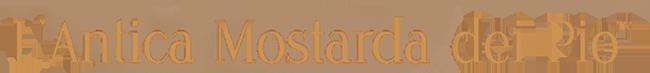 L'Antica Mostarda dei Pio