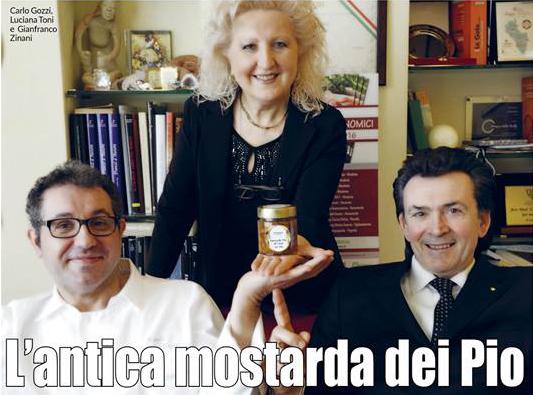 Il giro d'Italia a tappe (golose): Carpi e la Mostarda Fina
