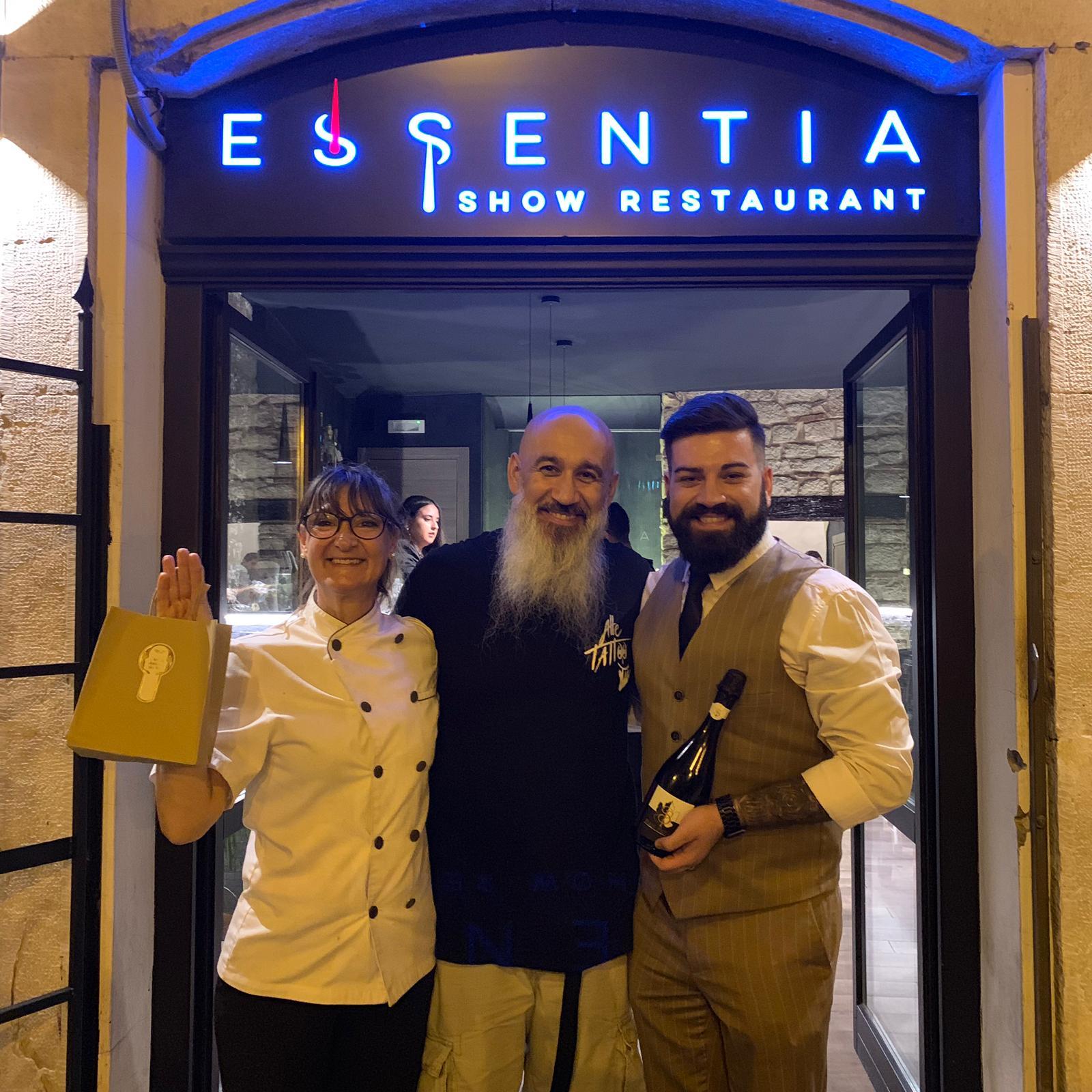 Essentia Show Restaurant Campobasso